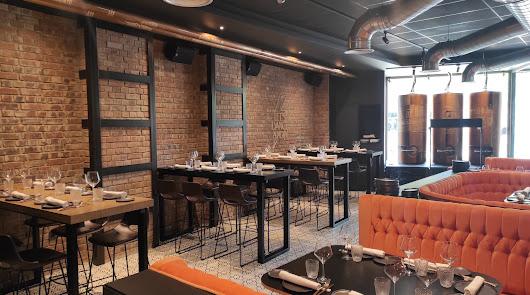 Así es Alquímico, el nuevo restaurante de la Puerta Purchena que abre el jueves