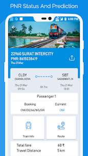 Indian Railway – IRCTC & PNR Status App Download For Android 3