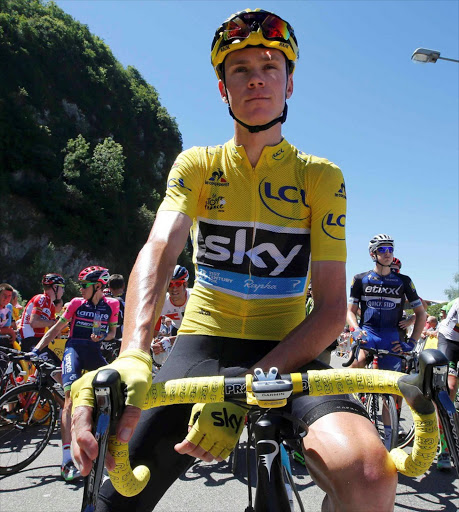 Chris Froome. File Picture: REUTERS/JEAN-PAUL PELISSIER