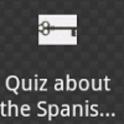 Quiz on the Spanish La Liga icon