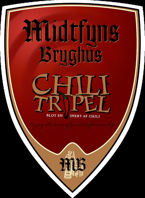 Logo of Midtfyns Bryghus Chili Tripel