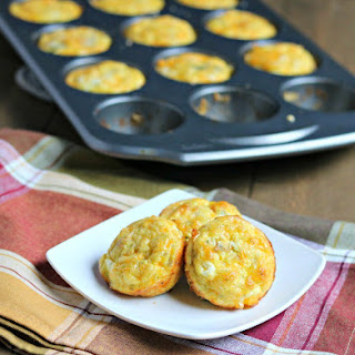 Egg & Beef Breakfast Muffins