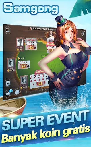 Samgong online samkong pulsa gratis poker free android2mod screenshots 4