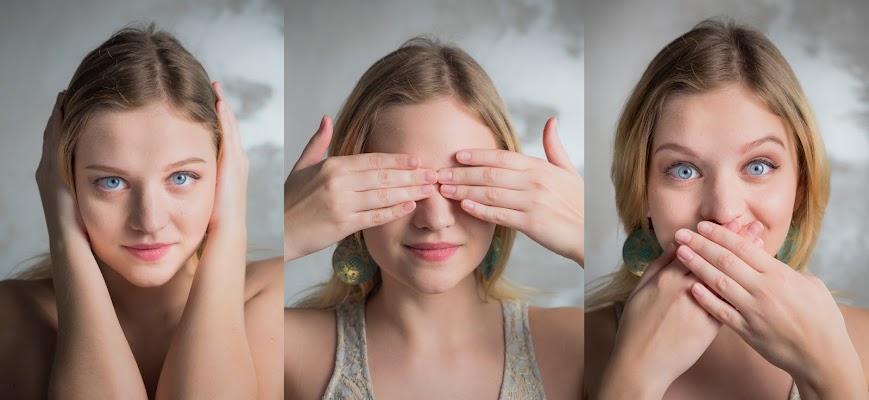Non Sento, Non Vedo, Non Parlo!!!! di Fabio Busignani