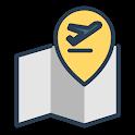 Travel Diary : GPS Travel Recorder#Travel Tracker icon