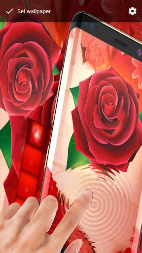 Red Rose Keyboard 4.1.8 screenshots 2