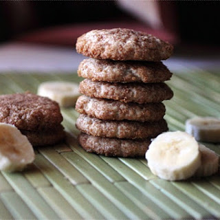 : Banana Bread Snickerdoodles