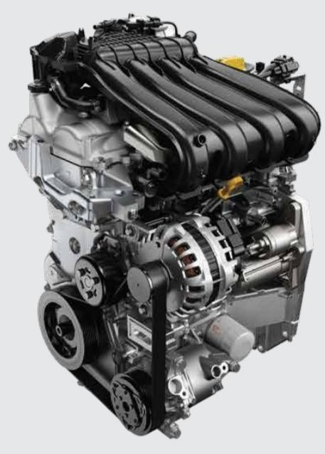 renault duster bs6 engine