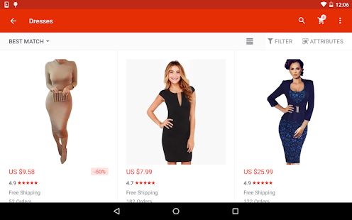 AliExpress Shopping App Screenshot 13