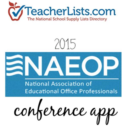 2015 NAEOP Conference 生產應用 App LOGO-APP試玩