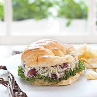 Chicken Salad With Mayonnaise And Sour Cream Recipes.