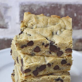 Chocolate Chip Blondies.