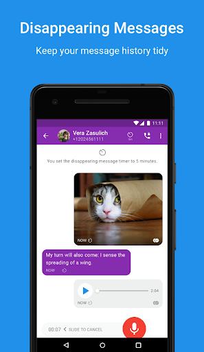 Signal Private Messenger 4.31.6 screenshots 3