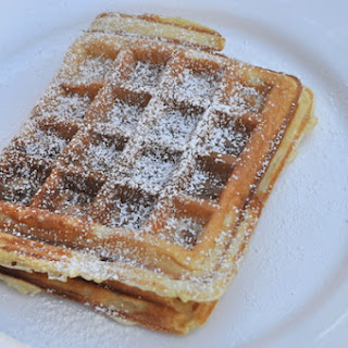 German Waffles Authentic