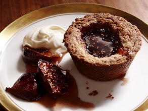Photo: Get the recipe for Brown Butter Fig Tartlets >> http://ow.ly/fSzJl