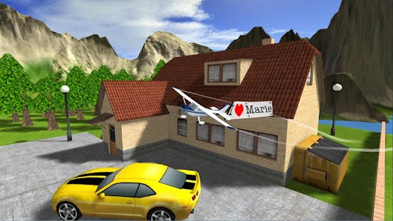 Airplane Flight Simulator RC screenshot