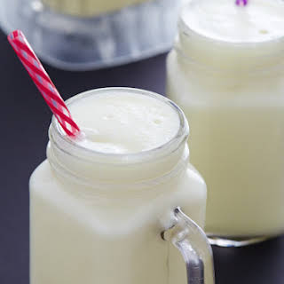 Basic Milkshake Without Ice Cream.