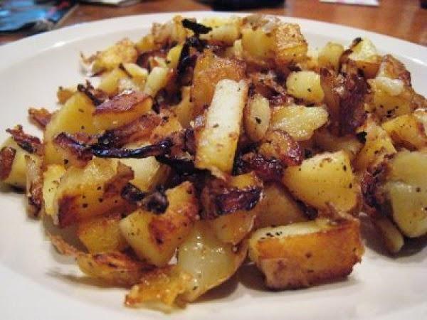 Hash Brown Potatoes Recipe