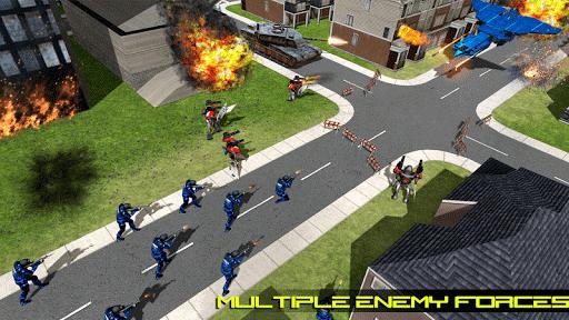 Transform Robot Action Game filehippodl screenshot 17