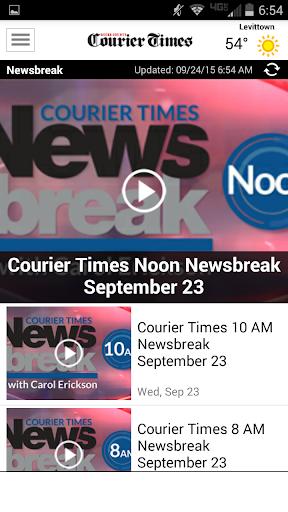 玩免費新聞APP|下載Bucks County Courier Times app不用錢|硬是要APP