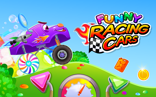 Funny Racing Cars 1.24 screenshots 7