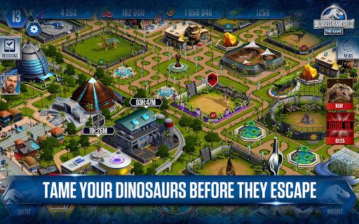 Jurassic Worldu2122: The Game 1.42.15 screenshots 5