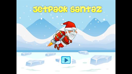 Jetpack Santaz