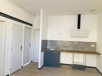 Appartement 3 pièces 48,56 m2