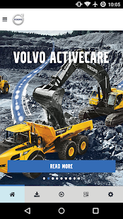 Volvo CE Insider- screenshot thumbnail