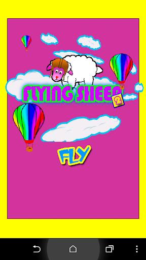 Flying Sheep 2