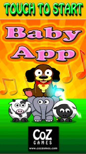 baby_app, baby or toddler fun- screenshot thumbnail