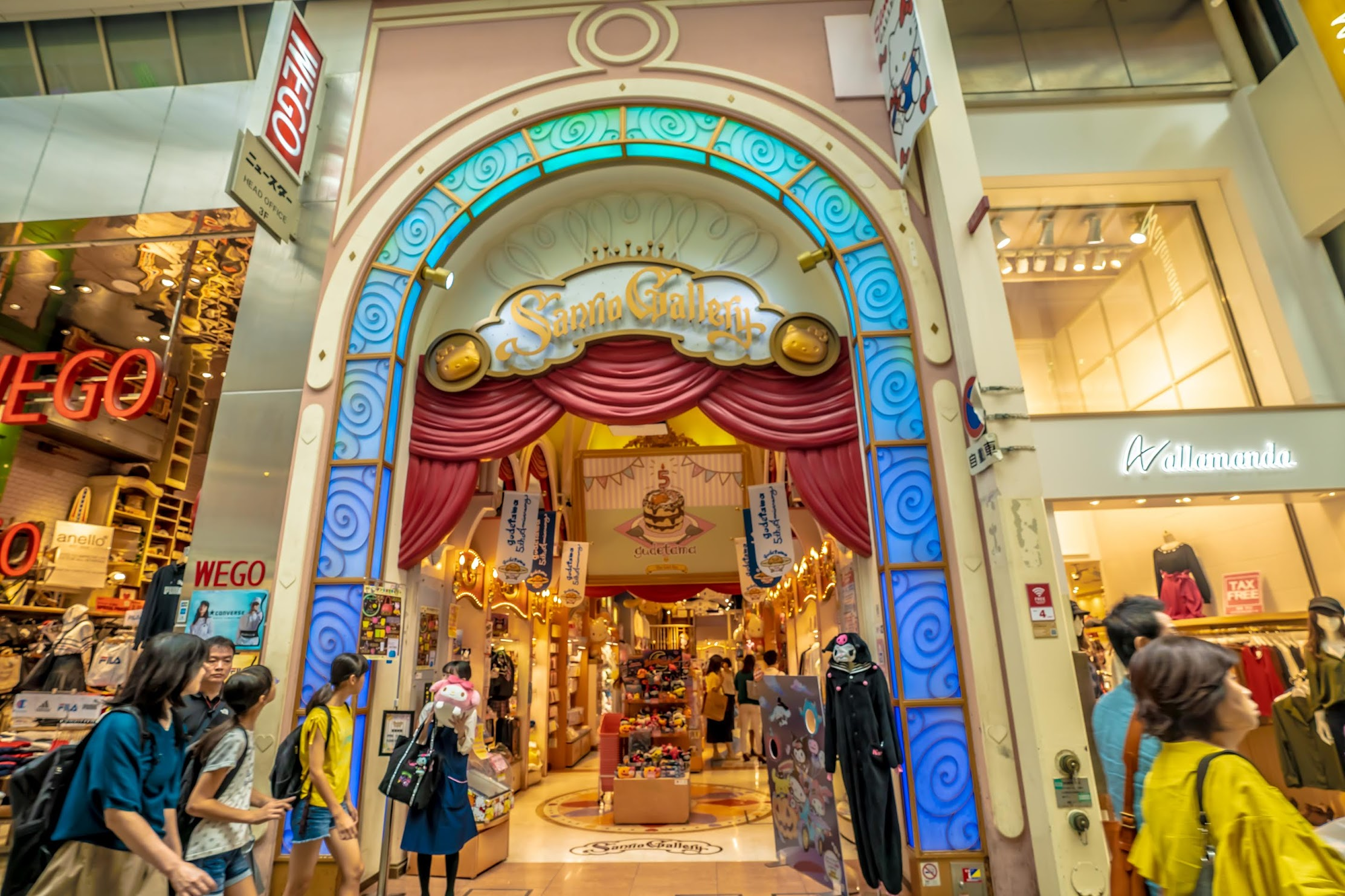 Shinsaibashi Shopping Street2