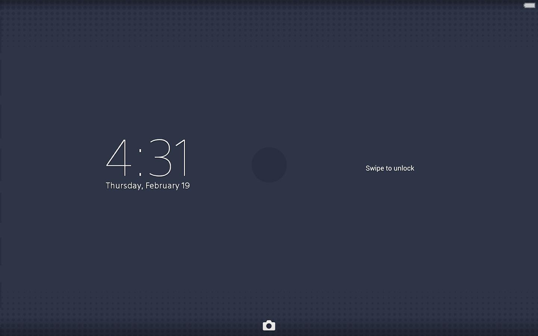 Gmail themes dots - Xperia Dots Theme Screenshot