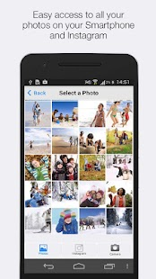 InstaCards – Instagram prints- screenshot thumbnail