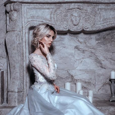 Wedding photographer Dzhamilya Damirova (jam94). Photo of 18.02.2018