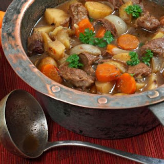 Beef and Beer Irish Stew