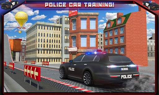 Police Car Rooftop Training screenshot 6