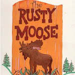 Logo for The Rusty Moose Tavern and Grill