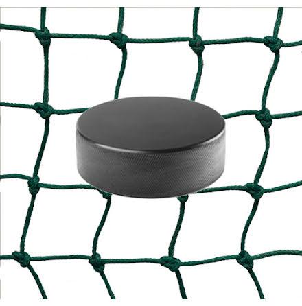 Hockeynät 3 mm PE Grön 40mm