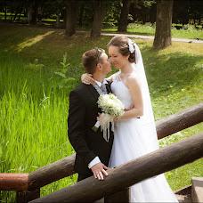 Wedding photographer Aleksandra Klincova (Klinsova). Photo of 22.07.2013