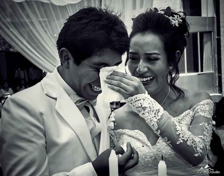 Fotógrafo de bodas Patricio Fuentes (patostudio). Foto del 17.07.2018