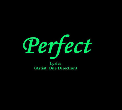 Perfect Lyrics
