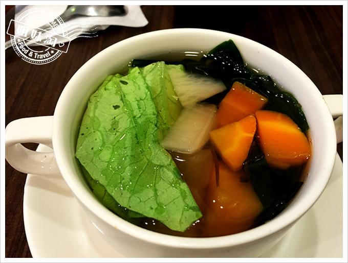 原粹蔬食昆布蔬菜湯