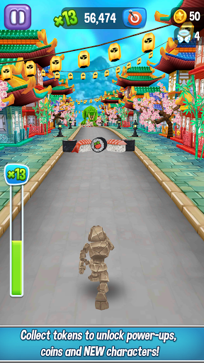 Angry Gran Run - Running Game apktram screenshots 4