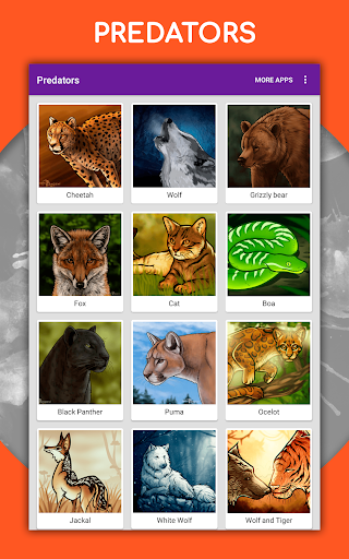 How to draw animals step by step, drawing lessons 1.3 Screenshots 16