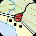 Topo GPS Sweden icon