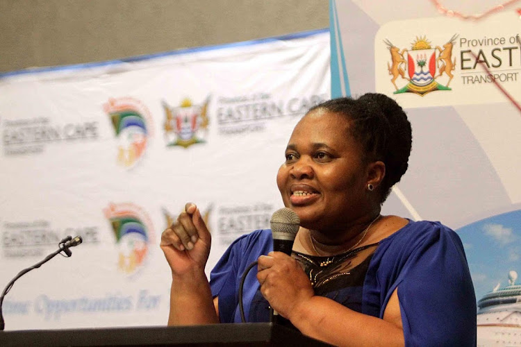 Roads and transport MEC Weziwe Tikana-Gxothiwe