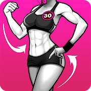 30 Days Women Workout - Fitness Challenge