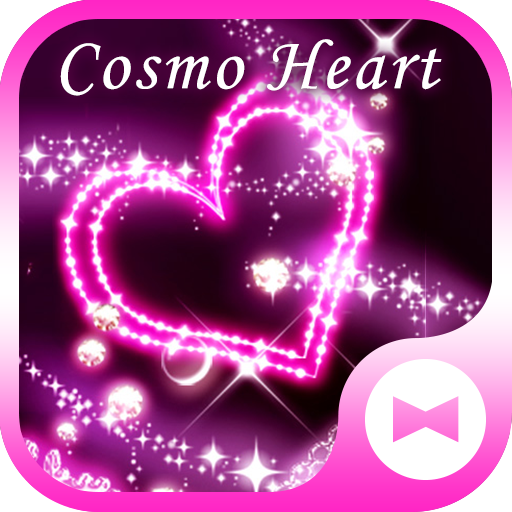 Fantasy Wallpaper Cosmo Heart Theme Icon
