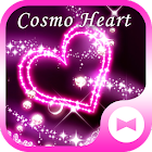 Wallpaper Tema Cosmo Heart icon